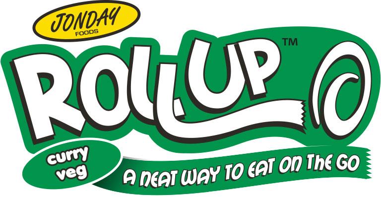 Curry Veg Rollup